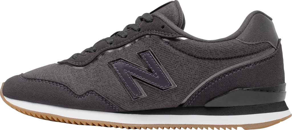 Women's New Balance Sola Sleek Sneaker, Chalkboard/Black Metallic, large, image 3
