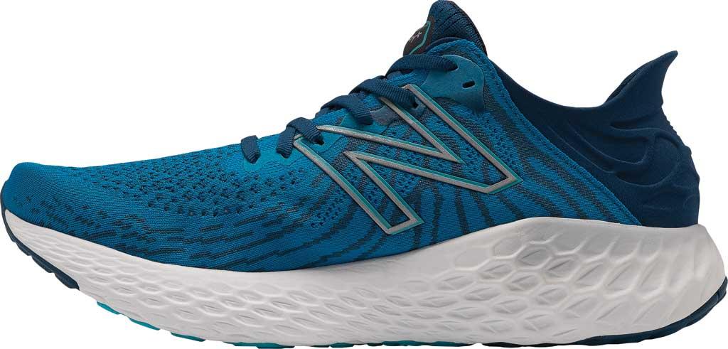 Men's New Balance Fresh Foam 1080v11 Running Sneaker, Wave/Light Rogue Wave, large, image 2