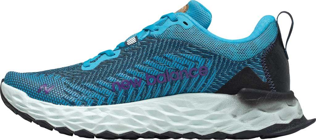 Women's New Balance Fresh Foam Hierro v6 Running Sneaker, Virtual Sky/Sour Grape, large, image 3