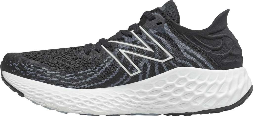 Women's New Balance Fresh Foam 1080v11 Running Sneaker, Black/Thunder, large, image 2