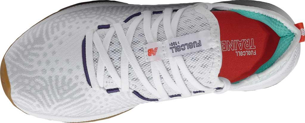Men's New Balance 515v3 Sneaker, Team Red/Black, large, image 3