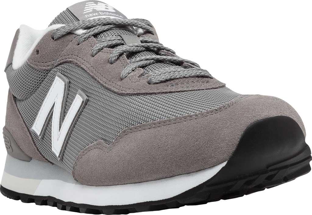 Men's New Balance 515v3 Sneaker, Marblehead/Munsell White, large, image 1