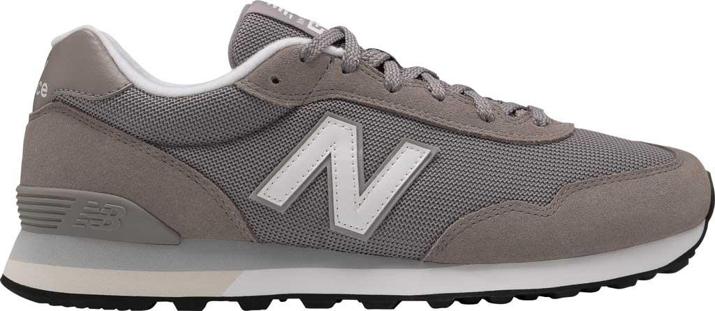 Men's New Balance 515v3 Sneaker, Marblehead/Munsell White, large, image 2