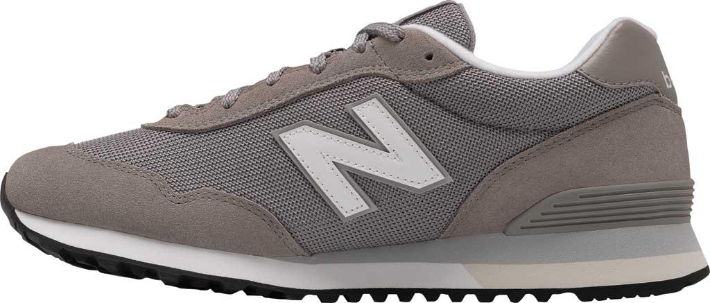 Men's New Balance 515v3 Sneaker, Marblehead/Munsell White, large, image 3