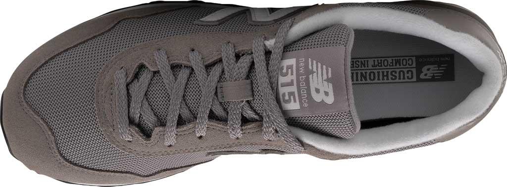 Men's New Balance 515v3 Sneaker, Marblehead/Munsell White, large, image 4