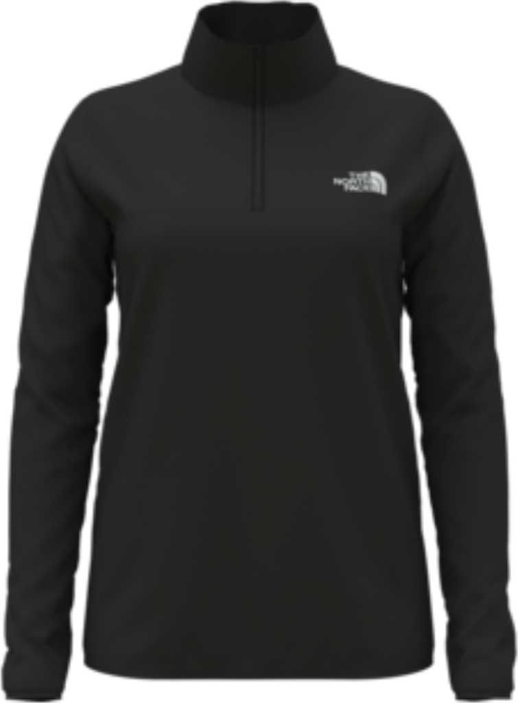 Women's The North Face TKA Glacier 1/4 Zip Pullover, , large, image 1
