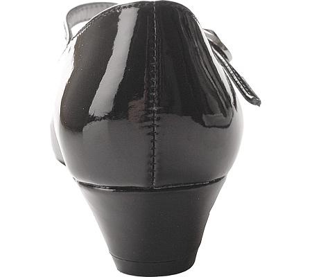 Girls' Nina Seeley Mary Jane, Black Patent Leather, large, image 5