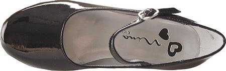 Girls' Nina Seeley Mary Jane, Black Patent Leather, large, image 6