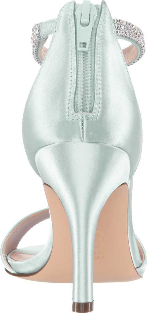 Women's Nina Volanda Ankle Strap Sandal, Brook Green Satin, large, image 3