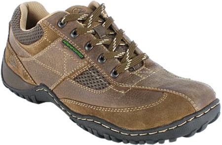 Men's Nunn Bush Parkside, Prairie Beige Waxed Suede/Tumbled Leather, large, image 1