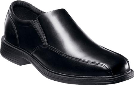 Men's Nunn Bush Jefferson, Black Smooth Leather, large, image 1
