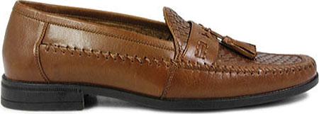 Men's Nunn Bush Strafford Woven Moc Tassel Loafer, , large, image 2