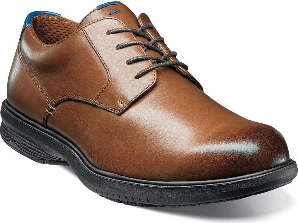 Men's Nunn Bush Marvin Street Plain Toe Derby Shoe, , large, image 1