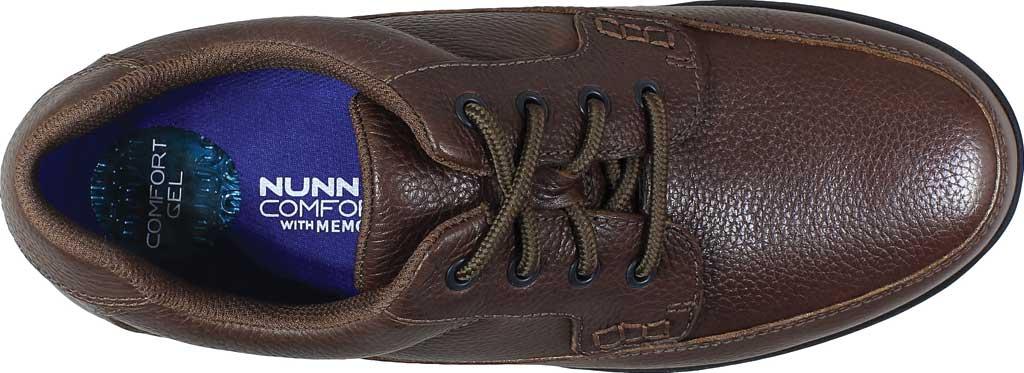 Men's Nunn Bush Cam Moc Toe Oxford, , large, image 6