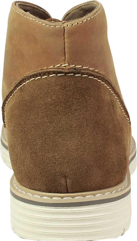 Men's Nunn Bush Littleton Plain Toe Chukka Boot, Tan Leather, large, image 4