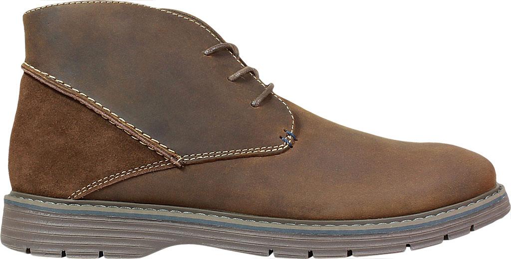 Men's Nunn Bush Littleton Plain Toe Chukka Boot, , large, image 2