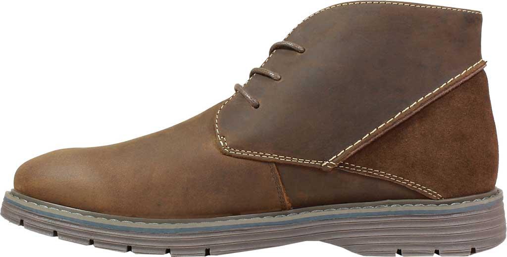 Men's Nunn Bush Littleton Plain Toe Chukka Boot, , large, image 3