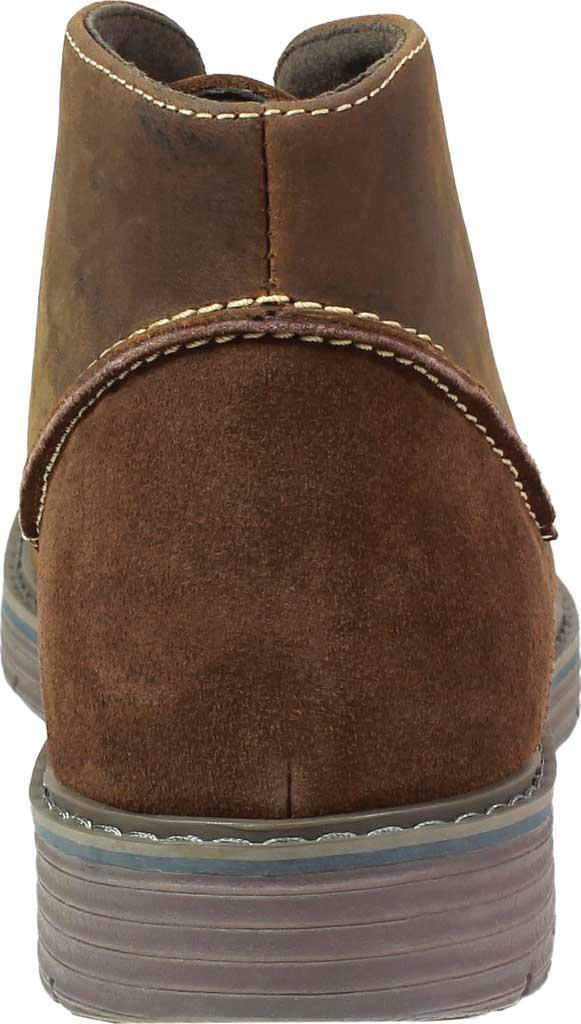 Men's Nunn Bush Littleton Plain Toe Chukka Boot, , large, image 4