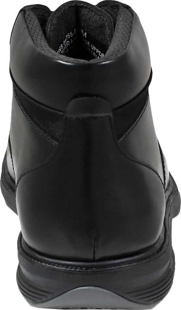 Men's Nunn Bush Memphis St. Moc Toe Waterproof Boot, Black Smooth Leather, large, image 4