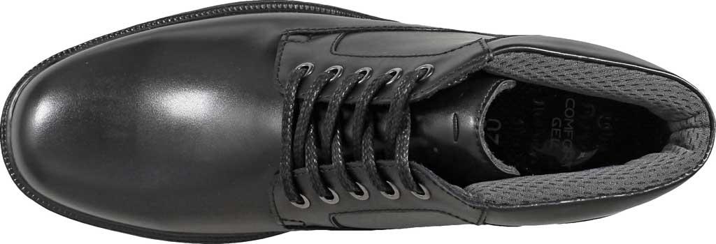 Men's Nunn Bush Memphis St. Moc Toe Waterproof Boot, Black Smooth Leather, large, image 5