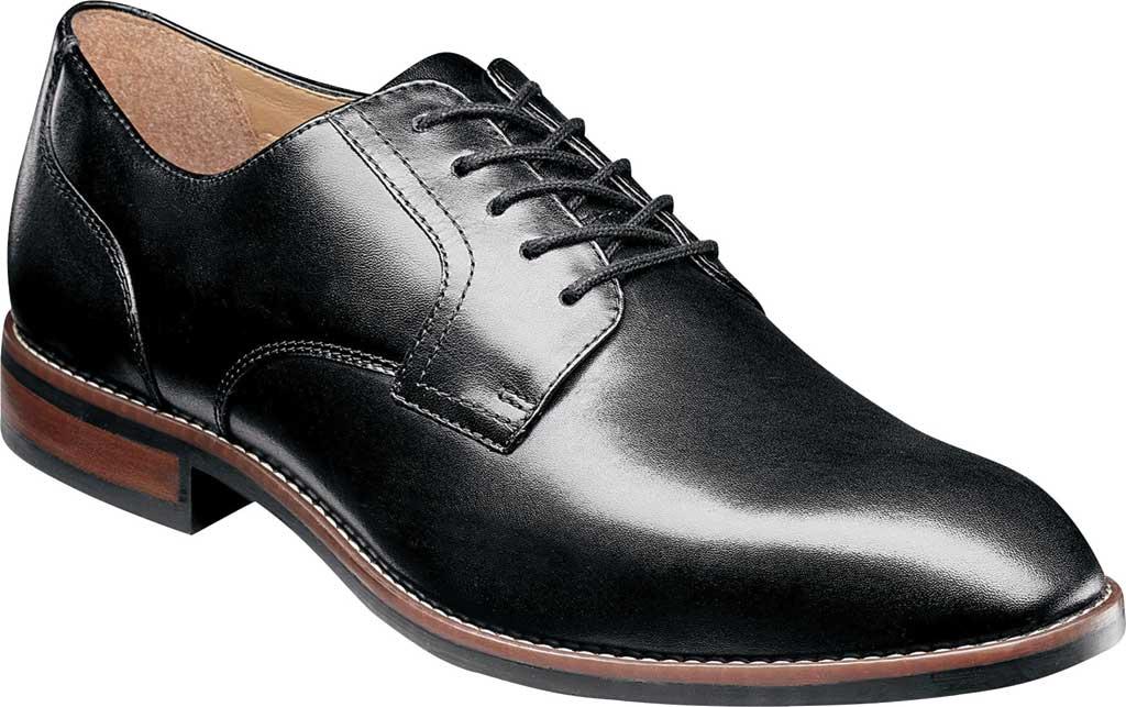 Men's Nunn Bush Fifth Ave Plain Toe Derby Shoe, , large, image 1
