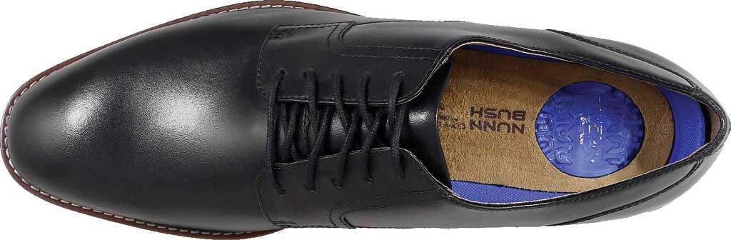 Men's Nunn Bush Fifth Ave Plain Toe Derby Shoe, , large, image 5