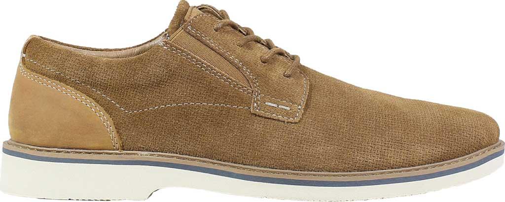 Men's Nunn Bush Barklay Plain Toe Oxford, Camel Multi Leather, large, image 2