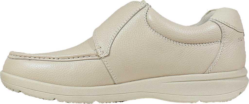 Men's Nunn Bush Cam Moc Toe Hook and Loop Slip On Shoe, , large, image 3