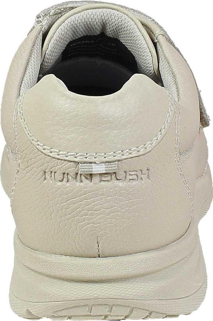 Men's Nunn Bush Cam Moc Toe Hook and Loop Slip On Shoe, , large, image 4