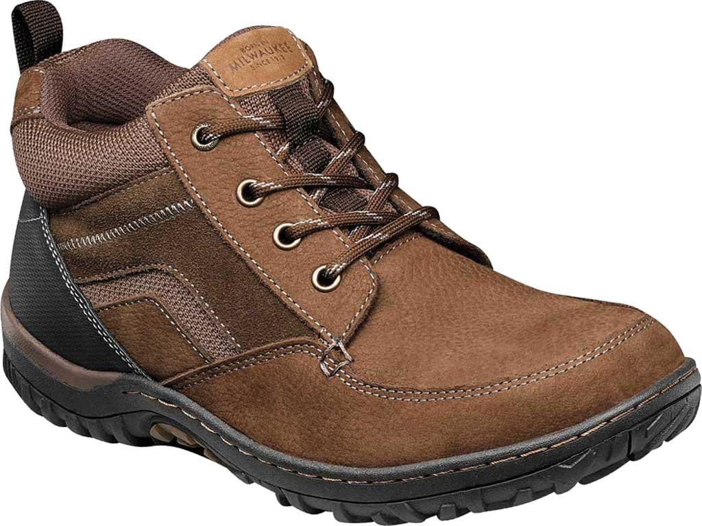 Men's Nunn Bush Quest Moc Toe Chukka Boot, , large, image 1