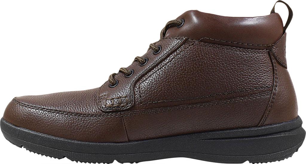 Men's Nunn Bush Cam Moc Toe Chukka Boot, Brown Tumbled Leather, large, image 3