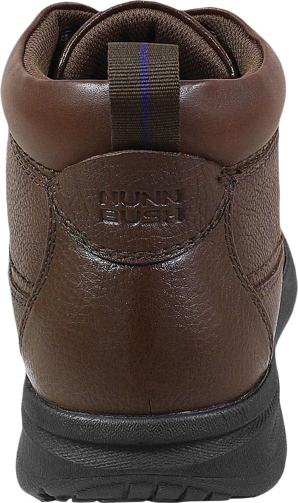 Men's Nunn Bush Cam Moc Toe Chukka Boot, Brown Tumbled Leather, large, image 4