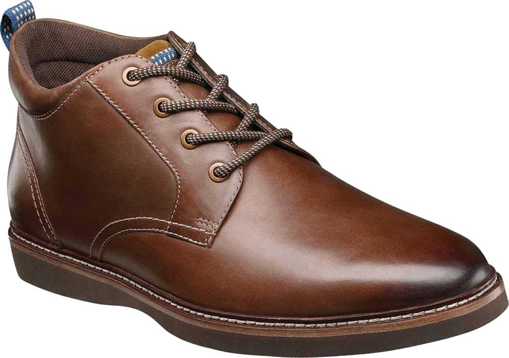 Men's Nunn Bush Ridgetop Plain Toe Chukka Boot, , large, image 1