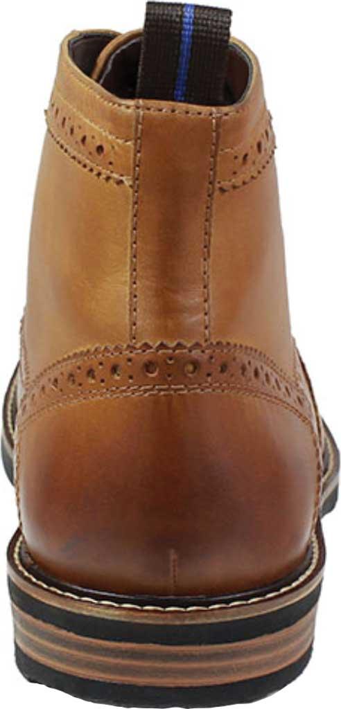 Men's Nunn Bush Odell Wingtip Chukka Boot, Tan Crazy Horse Leather, large, image 4