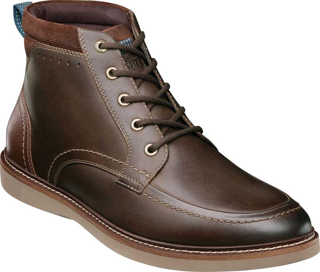 Men's Nunn Bush Ridgetop Moc Toe Ankle Boot, , large, image 1