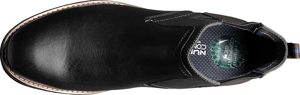 Men's Nunn Bush Fuse Plain Toe Chelsea Boot, , large, image 5