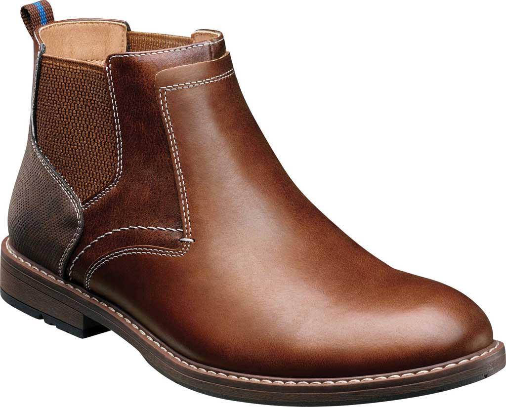 Men's Nunn Bush Fuse Plain Toe Chelsea Boot, , large, image 1