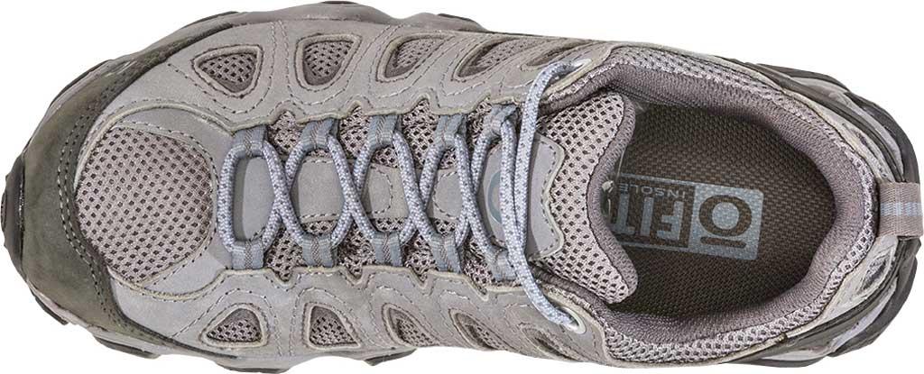 Women's Oboz Sawtooth II Low Hiking Shoe, Tradewinds Blue Nubuck, large, image 3