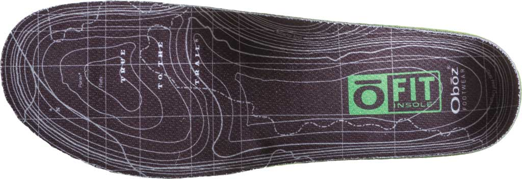 Oboz O FIT Insole Plus Medium Arch, Green, large, image 5