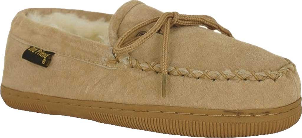 Infant Old Friend Loafer Moc, Chestnut, large, image 1
