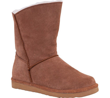 Women's Old Friend Slip-On Boot, Chestnut Leather, large, image 1