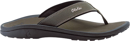 Men's OluKai Ohana Flip Flop, Kona/Kona, large, image 1
