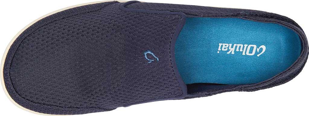 Men's OluKai Nohea Mesh Loafer, Blue Depth/Blue Depth Mesh, large, image 3