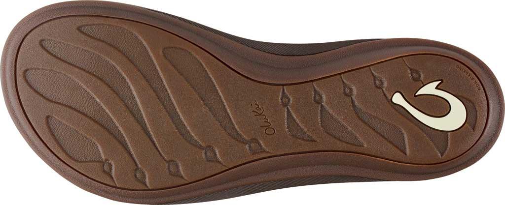 Women's OluKai U'I Thong Sandal, Bubbly/Sahara, large, image 4