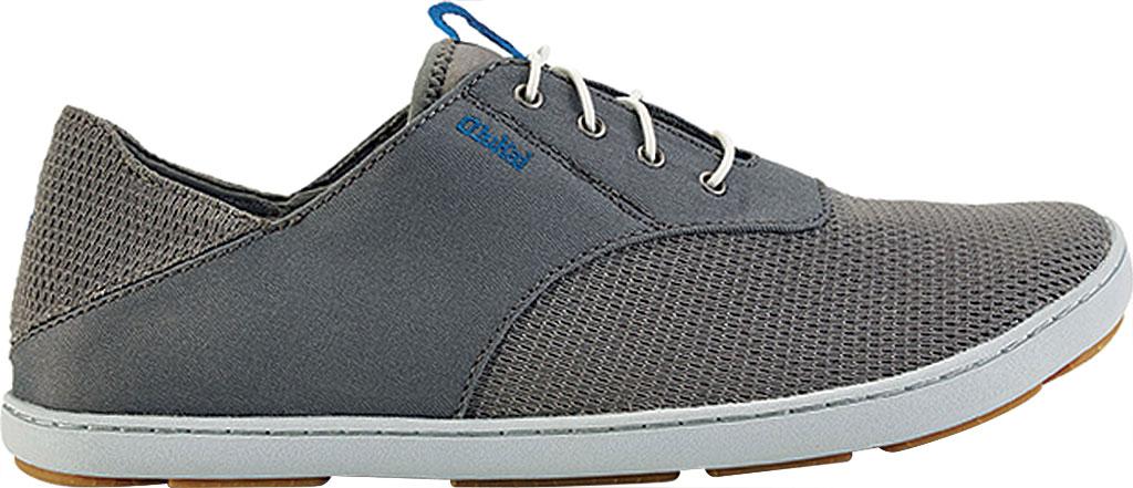 Men's OluKai Nohea Moku Sneaker, Fog, large, image 2