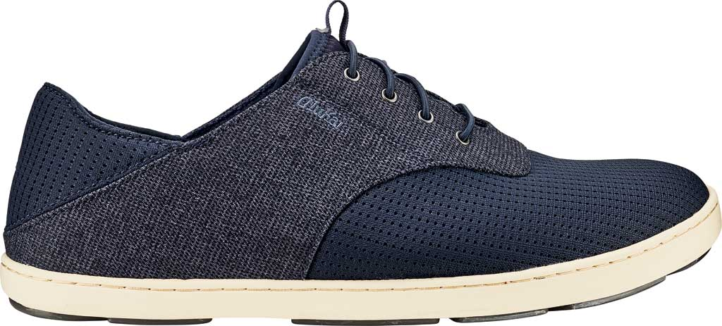 Men's OluKai Nohea Moku Sneaker, Night/Night Mesh, large, image 1
