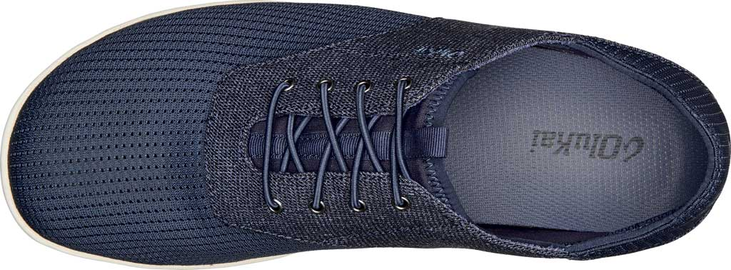 Men's OluKai Nohea Moku Sneaker, Night/Night Mesh, large, image 3