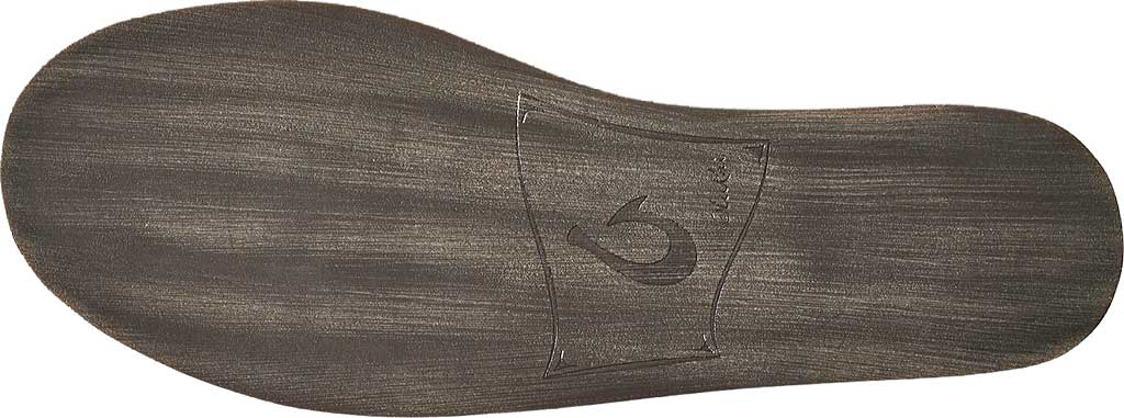 Women's OluKai Nohea Slipper, Pale Grey/Pale Grey Leather, large, image 4