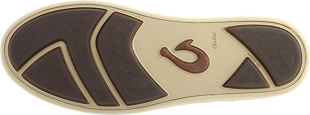 Men's OluKai Nalukai Ankle Boot, Fox/Bone Full Grain Leather, large, image 6