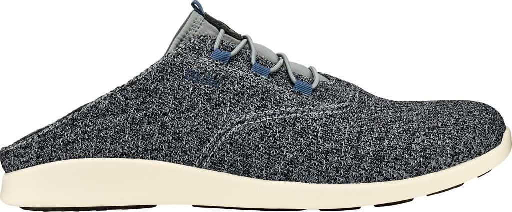 Men's OluKai Alapa Li Sneaker, Charcoal/Charcoal Mesh, large, image 2